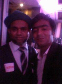 With Rishi