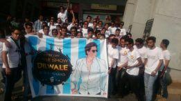 SRKUniverse Aurangabad at Dilwale FDFS