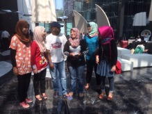 With my Indonesian and Malaysian admins